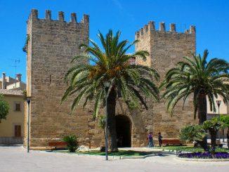 Stadttor von Alcudia, Mallorca