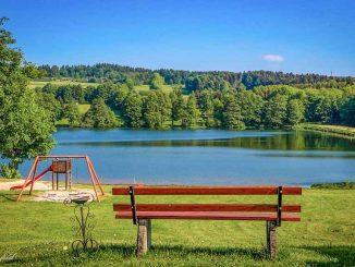 Badesee in Deutschland