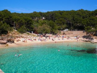 Cala Gat bei Cala Ratjada, Mallorca