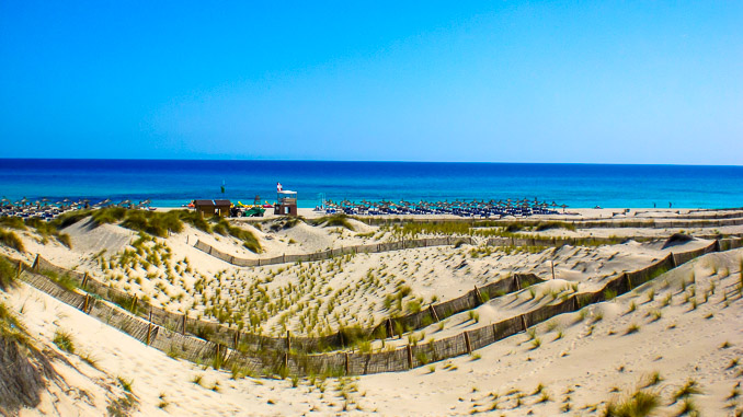 Cala Mesquida, Mallorca