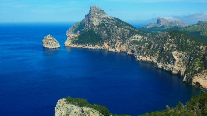 Das Cap de Formentor auf Mallorca