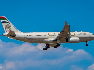 Etihad Airbus A330