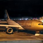 Mit Gulf Air nach Bangkok