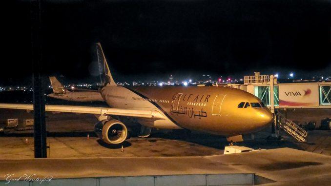 Airbus A330 der Gulf Air