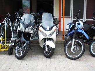 Motorrad Vermietung, Touren auf Mallorca