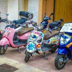 Roller mieten & Touren auf Ibiza