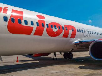Boeing 737 900 der Thai Lion Air