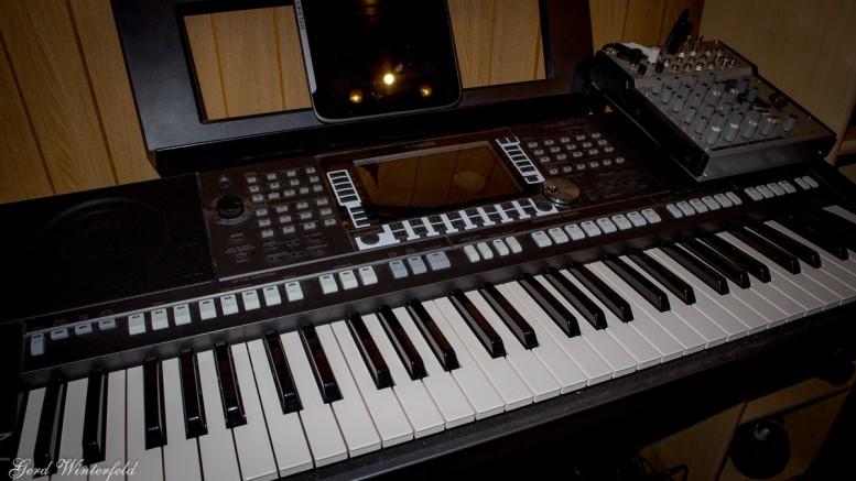 Keyboard für Alleinunterhalter