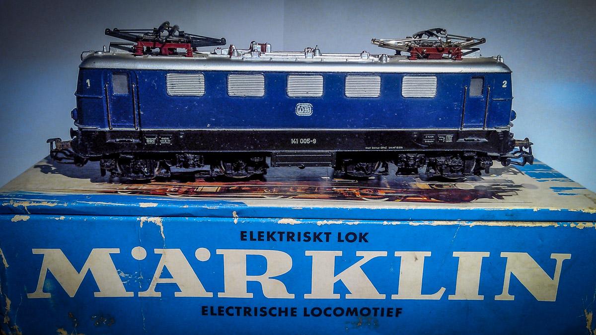 Märklin 3034 mit LED Licht