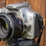 Canon EOS 300D – Was taugt eine 30€ DSLR heute noch?