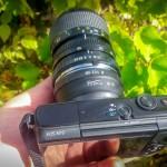Fotografieren mit alten Objektiven
