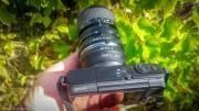 Canon EOS-M10 mit Fusid Adapter und Exakta-Minolta MD Objektiv