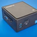 Mini PC Gigabyte Brix Bace 3150 Erfahrungsbericht