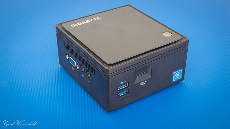 Gigabyte Brix 3150 Mini PC