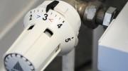 Thermostat einer Heizungsanlage
