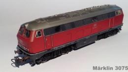 Märklin 3075 Diesellok V216