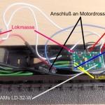 Alte Märklin Lok digitalisieren