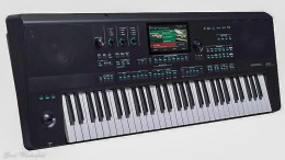Neues Entertainer Keyboard Medeli AKX10