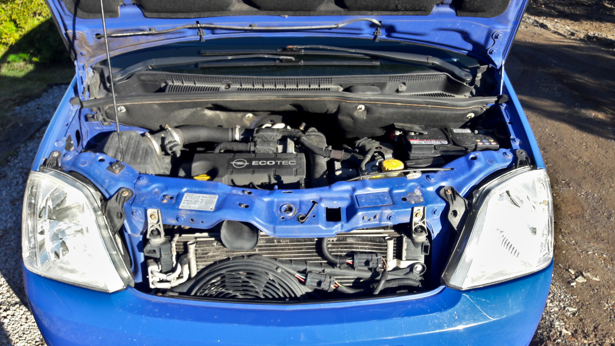 Motor Opel Meriva A 1,7 CDTI