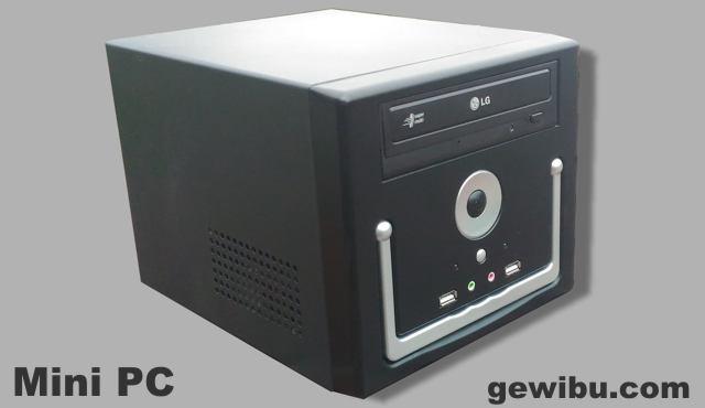 Mini PC im ITX Format