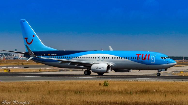 Tui Boeing 737 | Urlaubsflieger